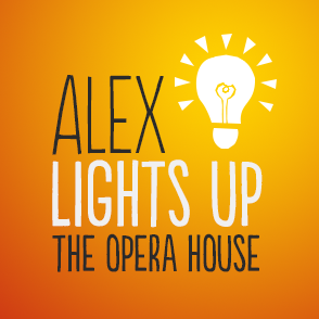 Watch how Big Picture student Alex, who has Tourette Syndrome, went on to light up the Opera House