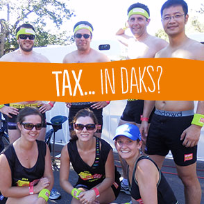 How Origin accountants raised money for a good cause, wearing just their undies